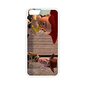 iphone6 4.7 inch phone cases White Disneys Toy Story Jessie Buzz Lightyear cell phone cases Beautiful gifts NYTR4628714