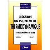 resoudre un probleme de thermodynamique