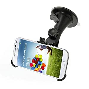 Car Windshield Mount Holder Stand for Samsung Galaxy S Iv 4 I9500 I9505
