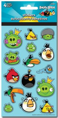 Angry Birds Stickers