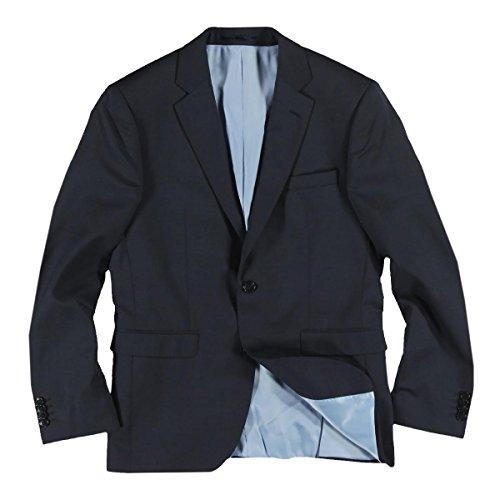 emilio adani Herren Anzugsakko slim fit, 23239, Blau