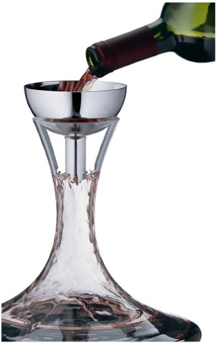 WMF Vino Stainless-Steel 4-Way Funnel