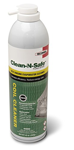- Rectorseal 83780 20-Ounce Aerosol Clean-N-Safe Coil Cleaner