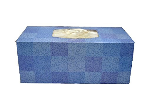 Perfect Stix Tissue 500ct 2 Ply Facial Tissue, 5 Boxes of 100 Carton, 500 Total Tissues (Pack of (500 Ct Box)