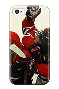 New Style chicago blackhawks (1) NHL Sports & Colleges fashionable iPhone 4/4s cases 6470826K285191830