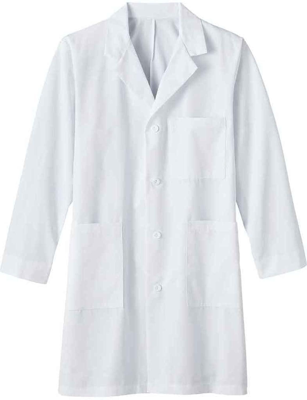 Lab Coat White Han Coats