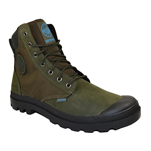 Black Green Boot Sport Men's Army Palladium Wpn Rain Pampa Cuff p7Rxxqw64