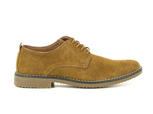 Seaside Man Chaussures de Ville à Lacets Pour Homme XX Camel t9xyheZPWW