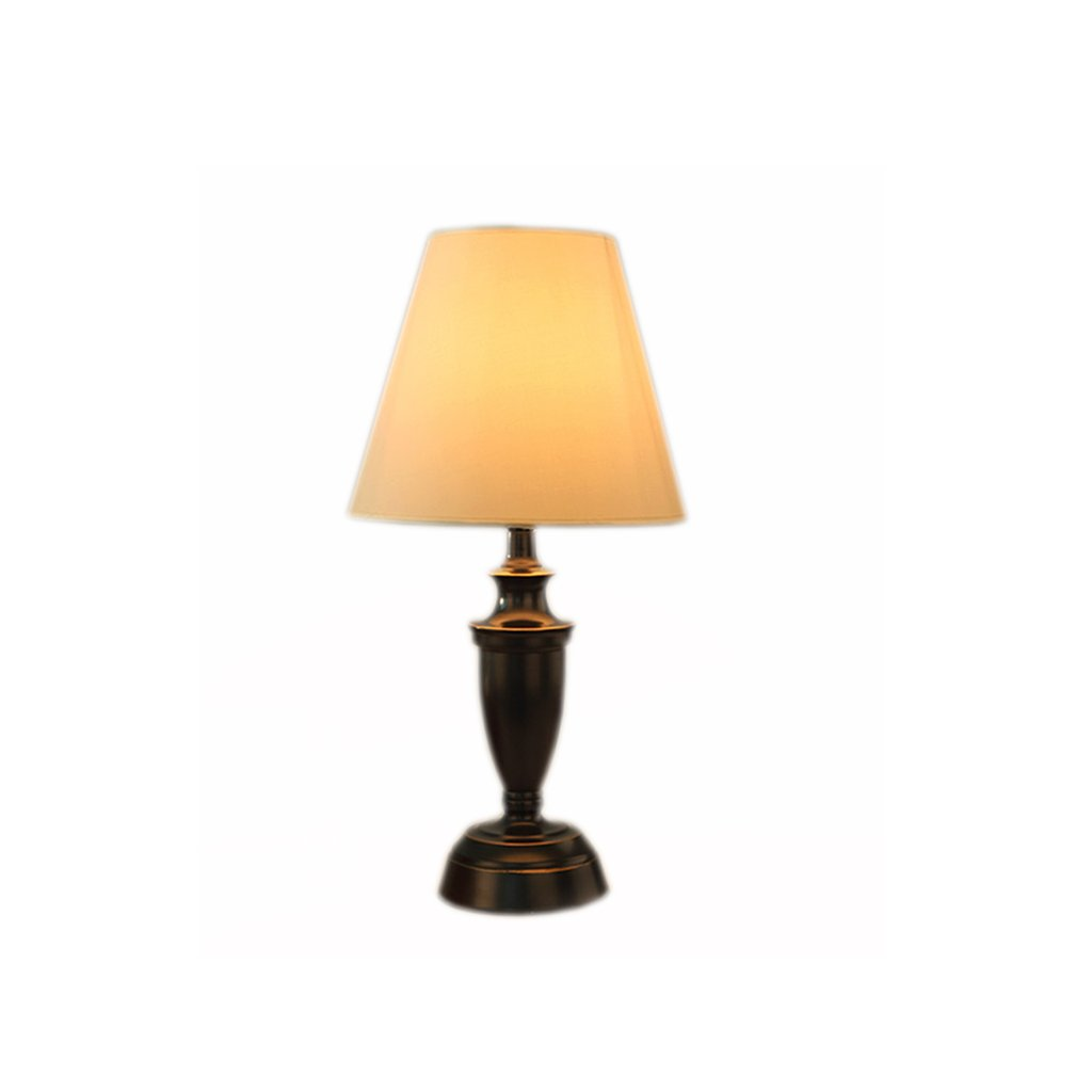 American Country House Bedroom Bedside Decoration Table Lamp ( Size : 1 )