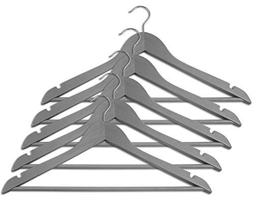 Closet Complete Gray Wood Hanger