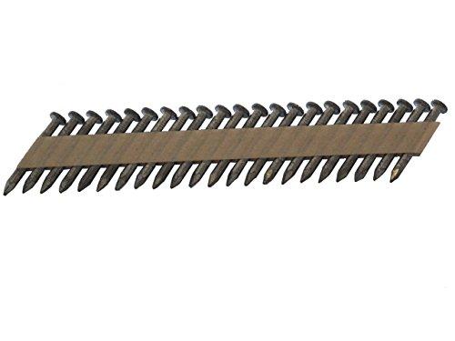 """Spot Nails TRJ4D148SS-2M 304 Stainless Steel Joist Hanger Nail, 1-1/2"""" x 0.15"""", 2000 Piece"""