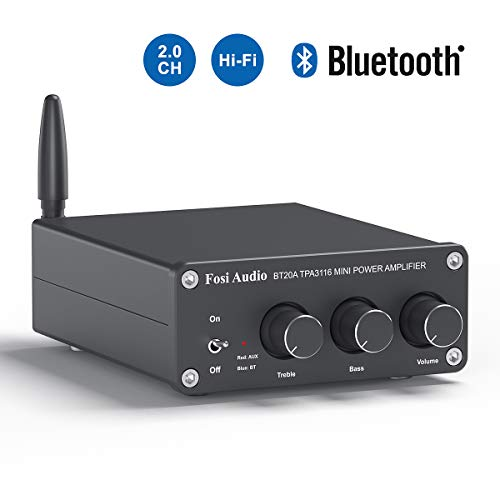BT20A Bluetooth 4.2 Stereo