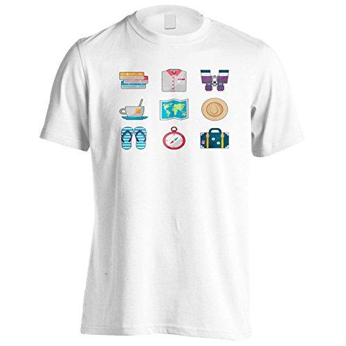 Neue Sommerreise-Element Herren T-Shirt m534m