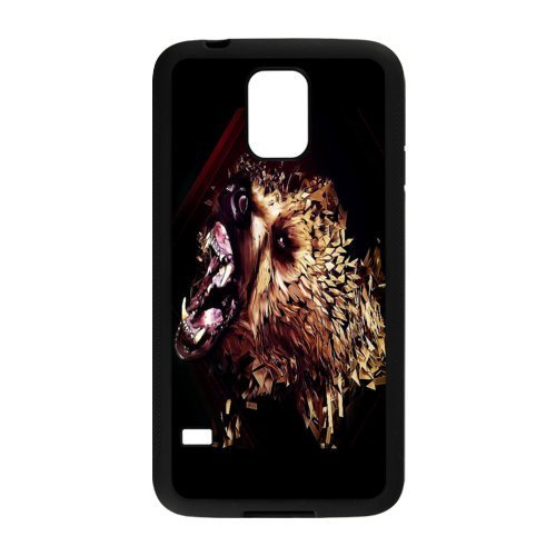 Price comparison product image Design Cover Creative Case Cute 4 lovely Bear Style Fashion Printing Hard plastic SamSung Galaxy S5 Case