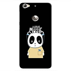 Cover It Up - Music Panda Le 1s Hard Case