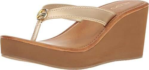 Aldo Women's Wadong Wedge Sandal