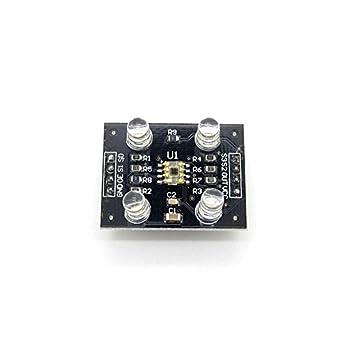 TCS3200 color Reconocimiento Sensor Detector módulo para MCU Arduino: Amazon.es: Amazon.es