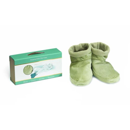DreamTime Pampered Soles Hot / Cold / Aroma Therapy Foot Cozys