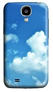 Samsung S4 Case Egypt Cloud 3D Custom Samsung S4 Case Cover wangjiang maoyi by lolosakes
