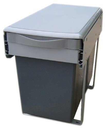Dawn Kitchen & Bath GC036 Garbage Can for Sink Base Cabinets