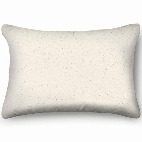 (Kraft Beige Texture Abstract Paper Skin Cool Super Soft and Luxury Pillow Cases Covers Sofa Bed Throw Pillow Cover with Envelope Closure 1624 Inch)