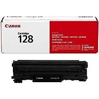 Canon Original 128 Toner Cartridge - Black (3500B001AA)