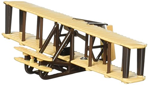 Hot Wings Wright Flyer with Connectible Runway
