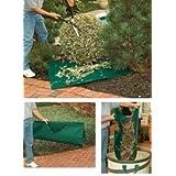 Trim Bib Tarp for Hedge and Shrub Trimming, 3 x 4 Feet