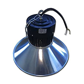 Campana LED industrial Epistar COB LED 50W IP44 5000Lm iluminación interior (k6000)