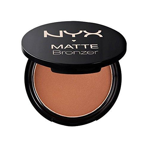 NYX PROFESSIONAL MAKEUP Matte Bronzer, Light