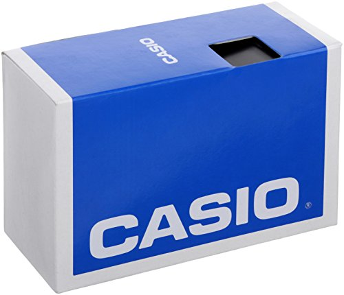 Casio Men's Tough Solar Quartz Watch with Resin Strap, Black, 25 (Model: AQ-S810W-1A4VCF)