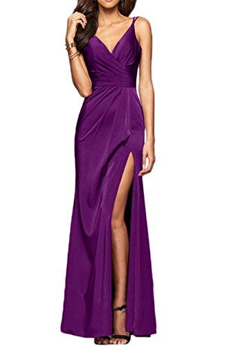 Missdressy - Vestido - Escotado por detrás - para mujer morado 40