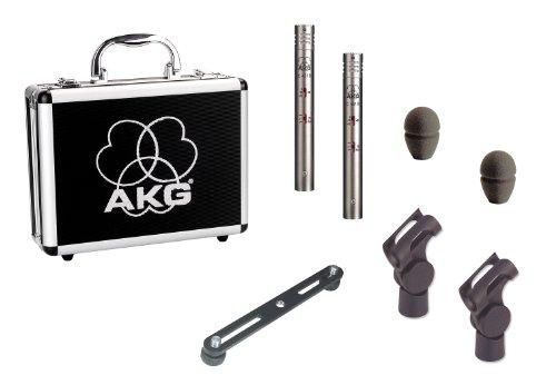 AKG C 451 B Stereo Pair