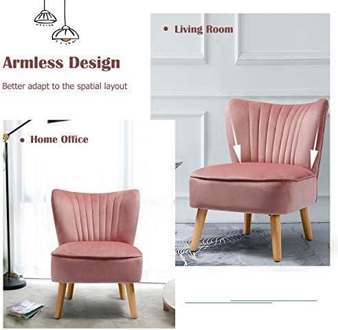 Safstar Armless Accent Chair