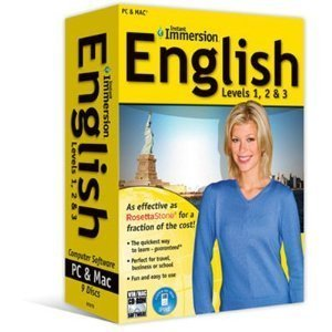 Instant Immersion English Levels 1,2 and 3 [Old Version]