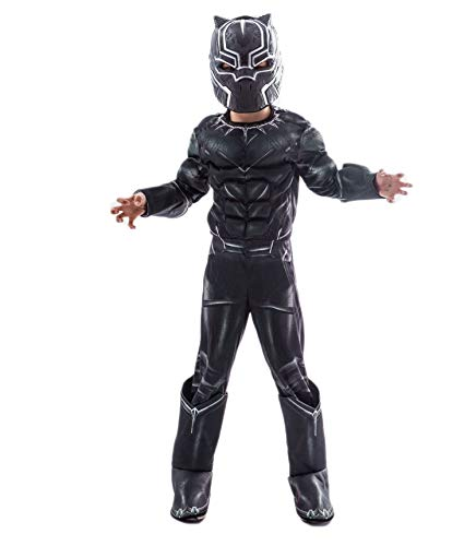 with Black Panther Costumes design