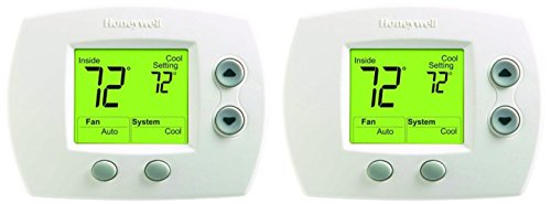 Thermostat, Stages 1 Heat/1 Cool - Programmable Household Thermostats - Amazon.com