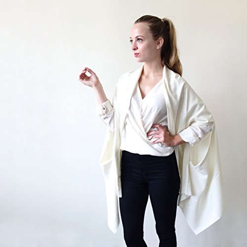 White Long Scarf, Silk Scarf Cape, Cape Scarves, Blanket Scarf, Blanket Scarves, Day to Night Scarves, Oversized Scarves, Dramatic Scarves. Cape Scarf, Cape Scarves,