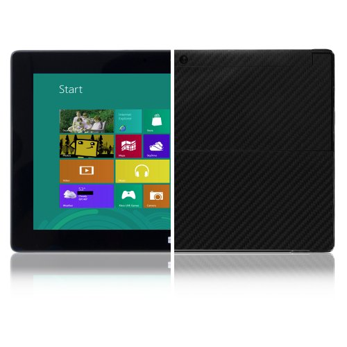 - Skinomi Microsoft Surface Windows Rt Screen Protector + Carbon Fiber Full Body, TechSkin Carbon Fiber Skin for Microsoft Surface Windows Rt with Anti-Bubble Clear Film Screen