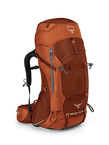 Osprey Packs Aether Ag 70 Backpacking Pack, Outback Orange, Medium from Osprey