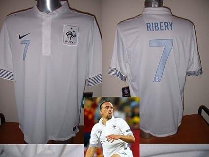 Nike Francais Ribery Maillot de football pour adulte Taille