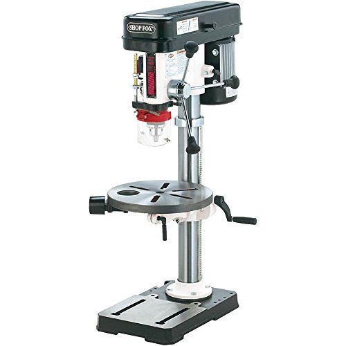 Buy Bargain Shop Fox W1668 ¾-HP 13-Inch Bench-Top Drill Press/Spindle Sander