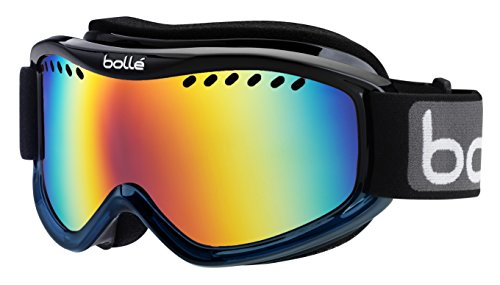 Bolle 21107 Carve Ski Google, Black Blue Fade