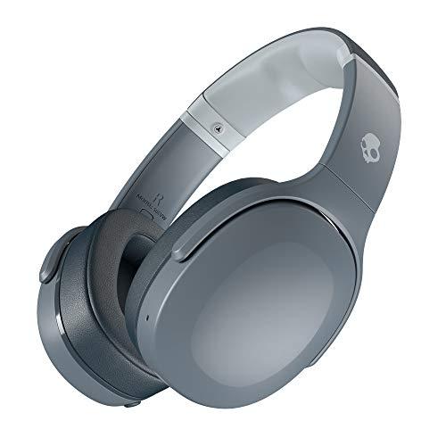 Skullcandy Crusher Evo Wireless Over-Ear Headphones – Chill Grey