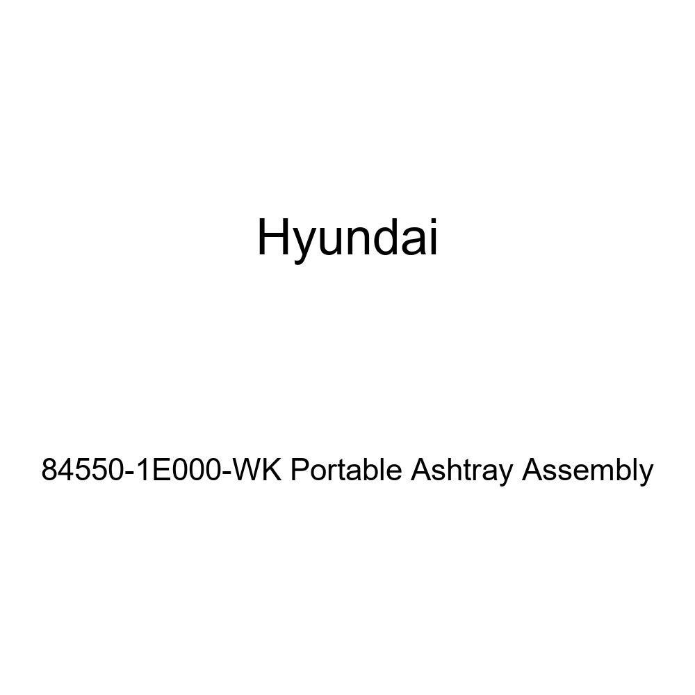 Genuine Hyundai 84550-1E000-WK Portable Ashtray Assembly