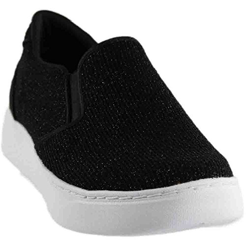 White Cup Magnolia Super Casual Women's Skechers Shoe Black E1q0wpUxR