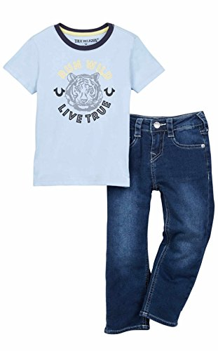 r Boy's Tiger Tee and Jean Set (2T) ()