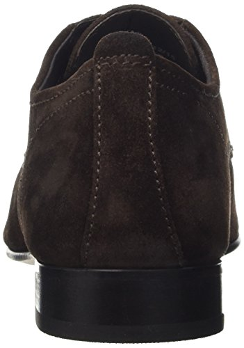 Lacées Homme Brown London Business Chaussures Base Marron waxtq8xgA