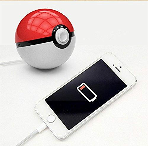Pokemon Go 12000mAh Pokeball Power Bank - 7