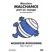 Monsieur bonhomme: monsieur malchance part en voyage et 9 autres histoires